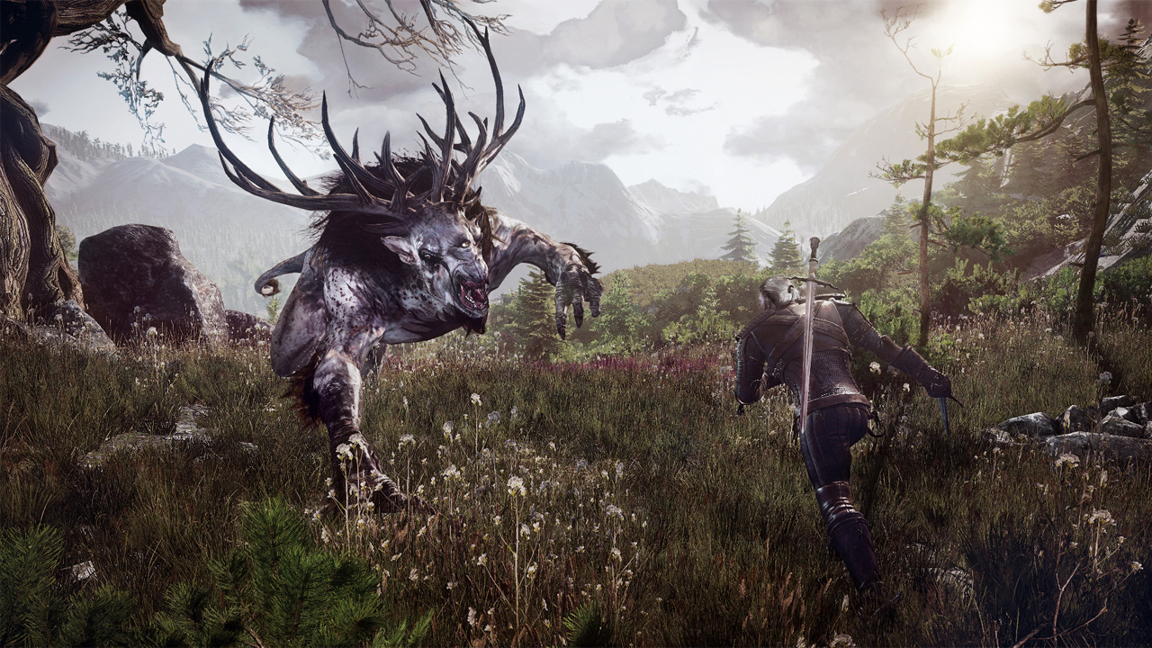 The Witcher 3 Wild Hunt Beautiful World Trailer