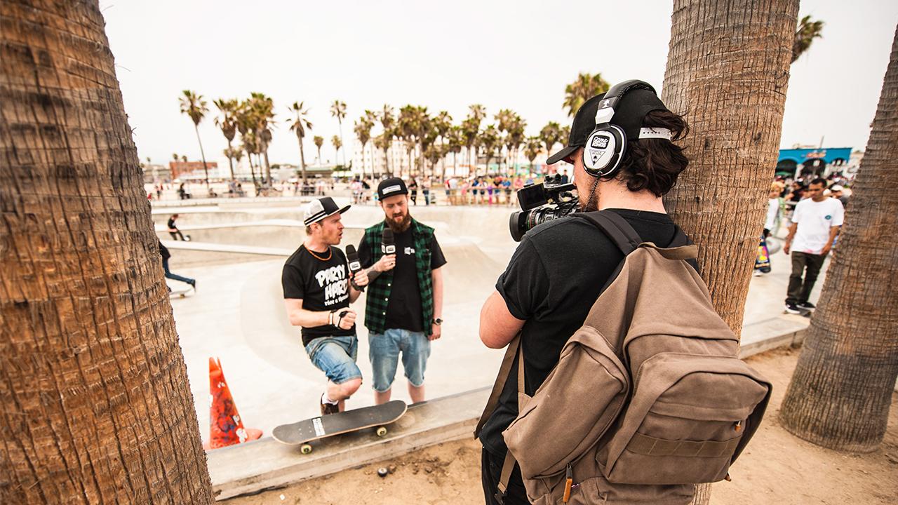 Gamekings in Los Angeles: De persconferentie dag!