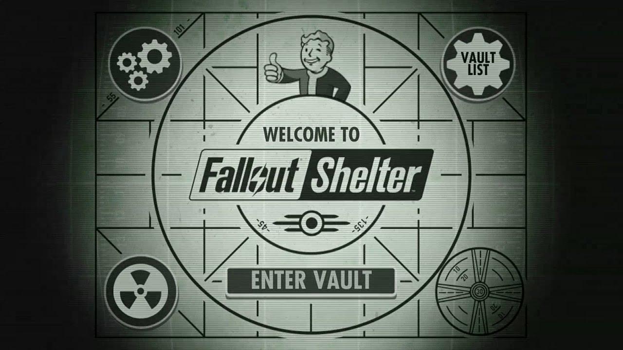 Fallout Shelter is 30 miljoen uur gespeeld