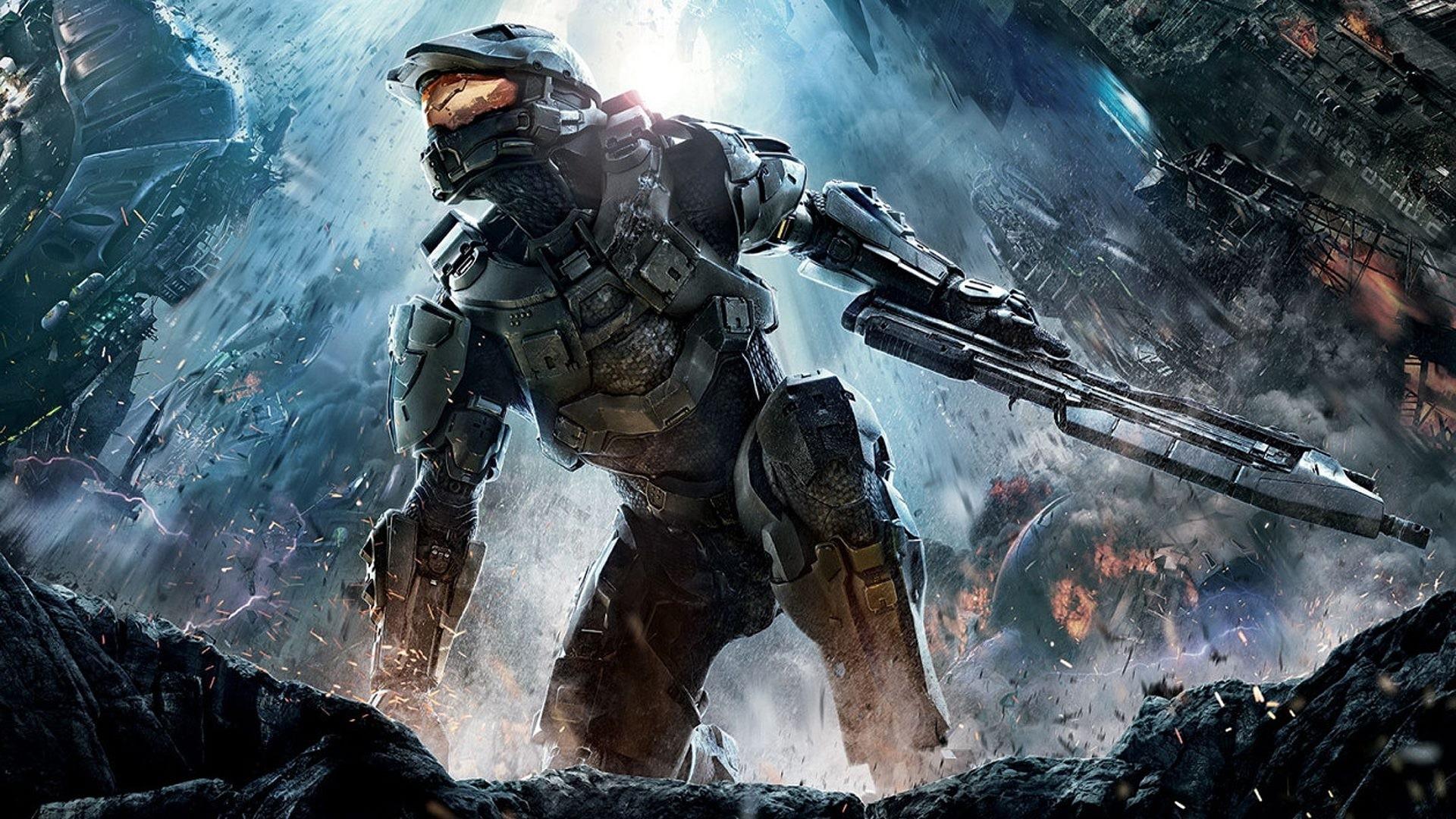 Halo-fans maken eigen Halo-game voor PC in de vorm van Installation 01