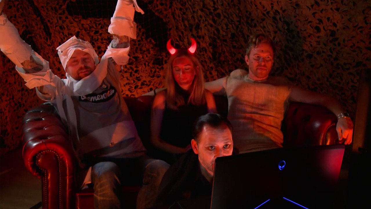 Gamekings S16E21: De Halloween Aflevering