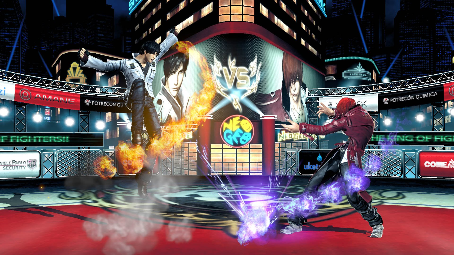 Deep Silver geeft The King of Fighters XIV uit in Europa