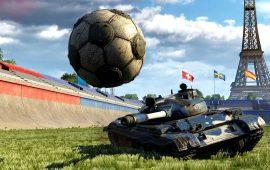 World of Tanks krijgt thematische EK Voetbal-update