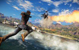 Just Cause 3 Mech Land Assault DLC verschijnt volgende week