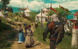 The Witcher 3: Blood and Wine release gaat gepaard met een grote patch