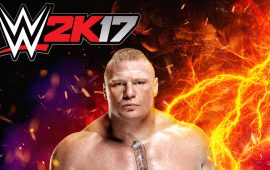 Brock Lesnar is de Cover Superstar van WWE 2K17