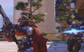 Overwatch Competitive Play op de PC