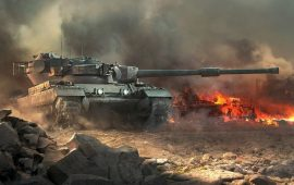 EK World of Tanks