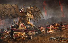 Blood God in deze Total War: Warhammer DLC