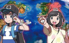 nieuwe Pokémon open voor Pokémon Sun and Moon