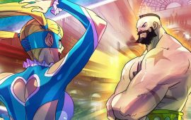 Story Mode in Street Fighter 5
