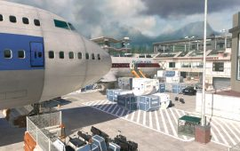 Terminal zit in Call of Duty: Infinite Warfare
