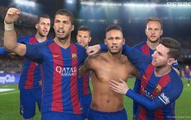 Schiet FC Barcelona naar de overwinning in PES 2017