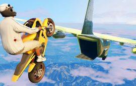 Er zijn nu nog meer Cunning Stunts races en voertuigen voor GTA Online
