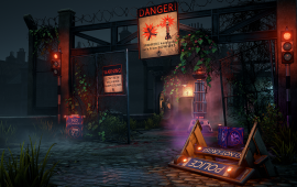 Test of je een downer bent in de Early Acces van We Happy Few