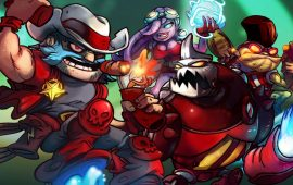 Awesomenauts Assemble komt op 7 september naar de Xbox One