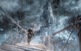 De release van Dark Souls 3: Ashes of Ariandel wordt gevierd met deze launch trailer