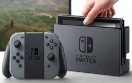Nintendo Switch presentatie