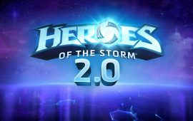 Heroes of the Storm 2.0 update