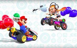 Mario Kart 8 Deluxe video's