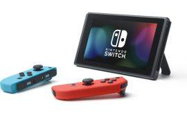 Einde van de Week Vrijdag over de Nintendo Switch Presentatie