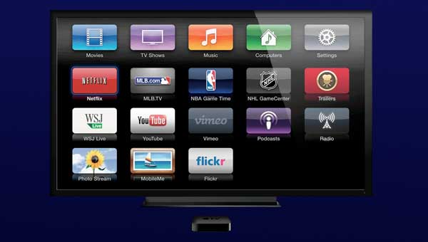 Hands-on met Apple TV
