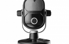 Gearkings over de Streaming Mic van Turtle Beach.