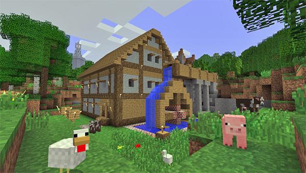 Minecraft Xbox 360 Patch Vandaag Te Downloaden