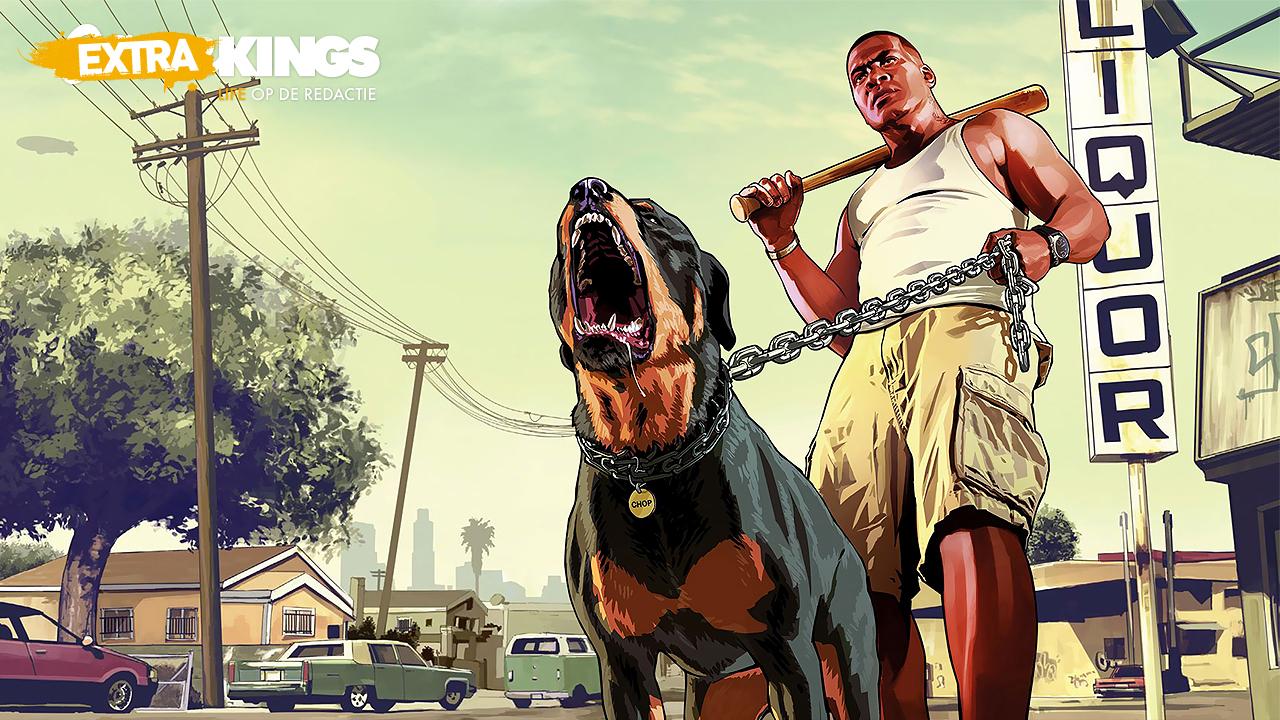 Gamekings Extra: Redactie checkt de nieuwe GTA V trailer