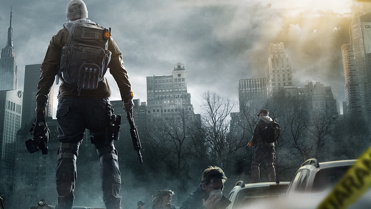 Preview E3 2014: Tom Clancy's The Division