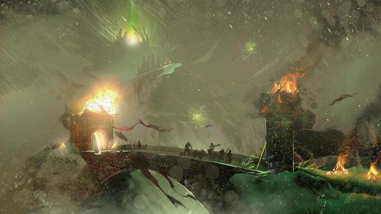 EvdWV met Dragon Age: Inquisition en Assassin's Creed Unity
