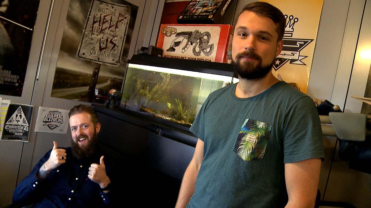 Gamekings Extra: Een feitje voor David en de Livestream