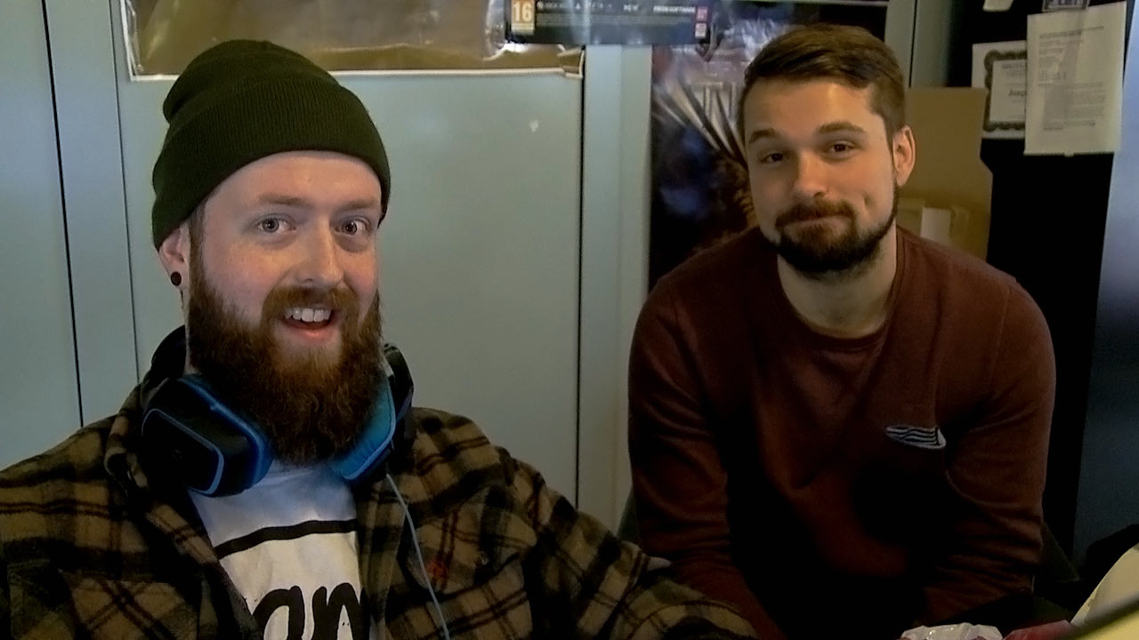 Gamekings Extra: Dominique en David zijn naar Leeuwarden geweest