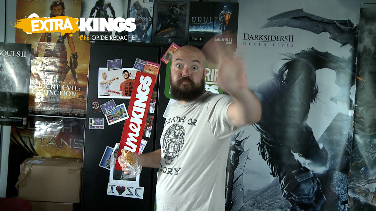 Gamekings Extra: We checken de Sharknado 2: The Second One trailer