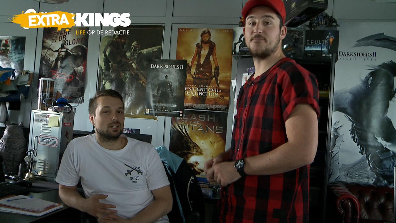 Gamekings Extra: Trailer van Video Games: The Movie