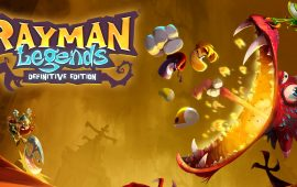 Rayman Legends komt op 12 september naar Switch
