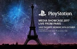 Sony op de Paris Game Week