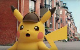Ryan Reynolds speelt Detective Pikachu in nieuwe film