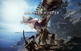Monster Hunter World voegt nieuwe monsters toe als gratis DLC