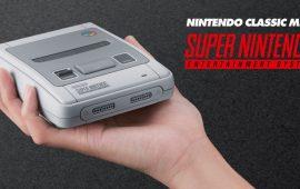 Nintendo kondigt de SNES Mini aan