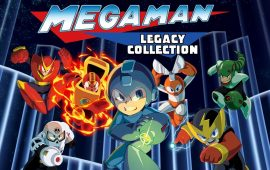 Mega Man Legacy Collection 1 en 2 komen in mei naar de Switch
