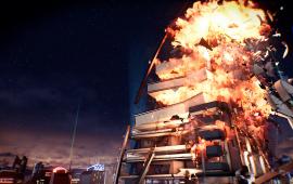 Eerste gameplay beelden van Crackdown 3 opgedoken en bevat ontploffingen, hoge jumps en verzamelobjecten