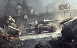World of Tanks krijgt Singleplayer Campaign
