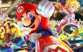 Nieuwe Mario Kart game voor smartphones op komst
