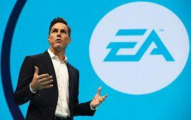 Andrew Wilson van EA