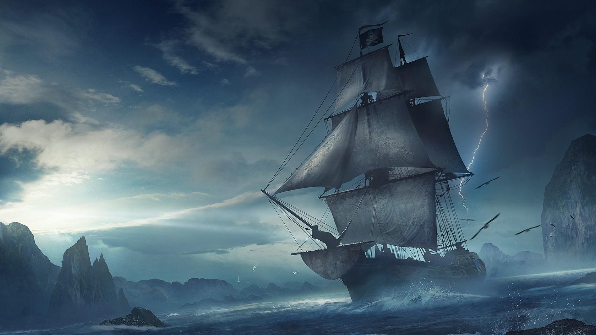 Asobo Studio komt met nieuwe mysterieuze piratengame'