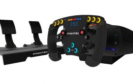 Fanatec CSL Elite F1 Review