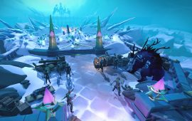 Spelers kunnen vanaf nu aan de slag met The Glacor Front in RuneScape