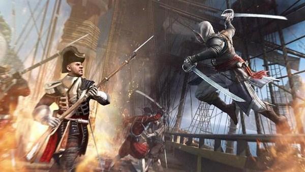 Assassin's Creed 4: Black Flag is niet voor kinderen zegt Ubisoft