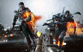 Battlefield 4 Pistoleros Del Sofa